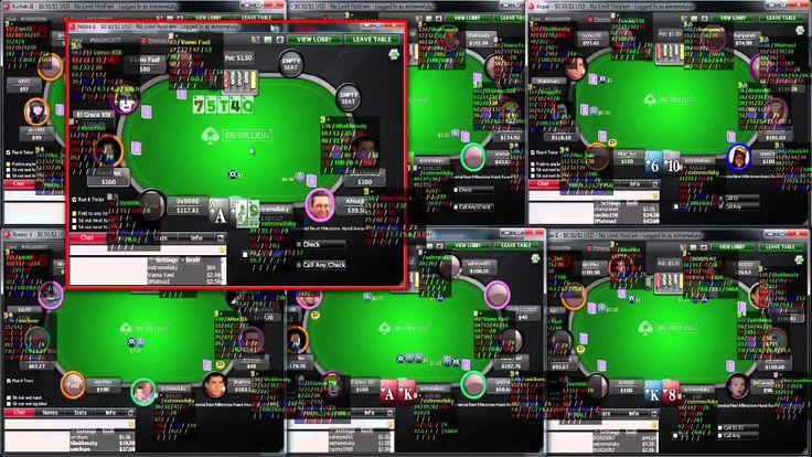 Como jugar al poker en mesas largas (NL100) a cargo ExtremeLuky   Sesión Review   Cash FR MSS #GanarDinero