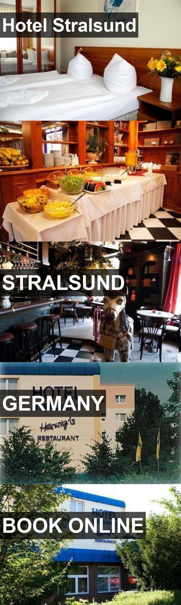 Hotel Hotel Stralsund in Stralsund, Germany. For more information, photos, reviews and best prices please follow the link. #Germany #Stralsund #HotelStralsund #hotel #travel #vacation