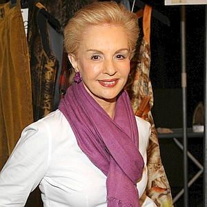 CAROLINA HERRERA, the classiest & one of the most famous of female designers. GOR-GEOUS, FAB styles !: