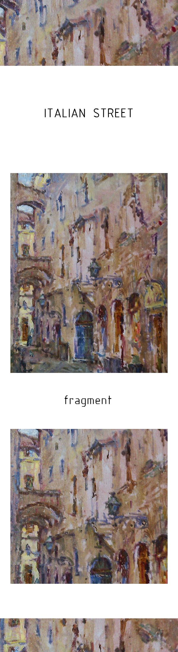 Landscape by Valeria Lakrisenko   #Art #Landscape #paintings #fineart #etsy #oil