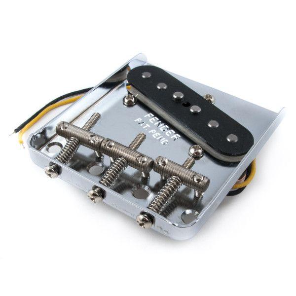 Fender '62 Custom Telecaster Bridge Assembly