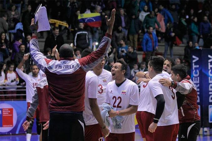 Venezuela subcampeona en sudamericano de Voleibol Masculino #Deportes #Ultimas_Noticias
