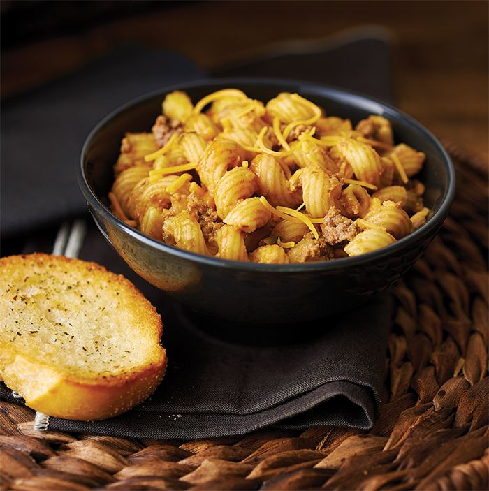 Cheeseburger Pasta Recipe Tupperware Microwave Pressure Cooker Only 15 Minutes In The