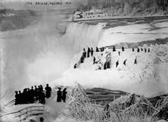 Print Collection - See America, Niagara Falls State Park