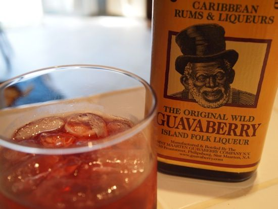 This spicy liqueur is better-known for its ties to St. Maarten/St. Martin, where as it says on Guavaberry.com, the stuff was first made centuries ago.