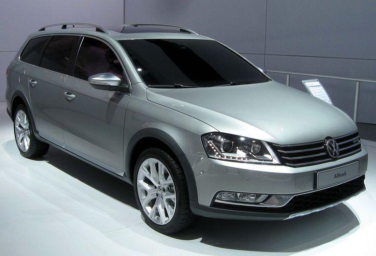 Volkswagen Passat Alltrack concept -- 2012 NYIAS - Volkswagen Magotan — Wikipédia