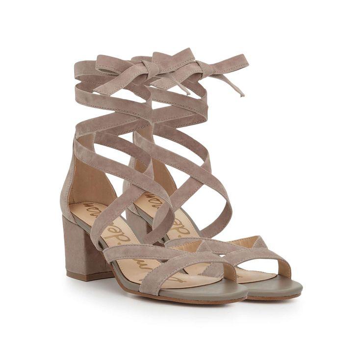 Sheri Ankle Wrap Block Heel  by Sam Edelman -  - View 1