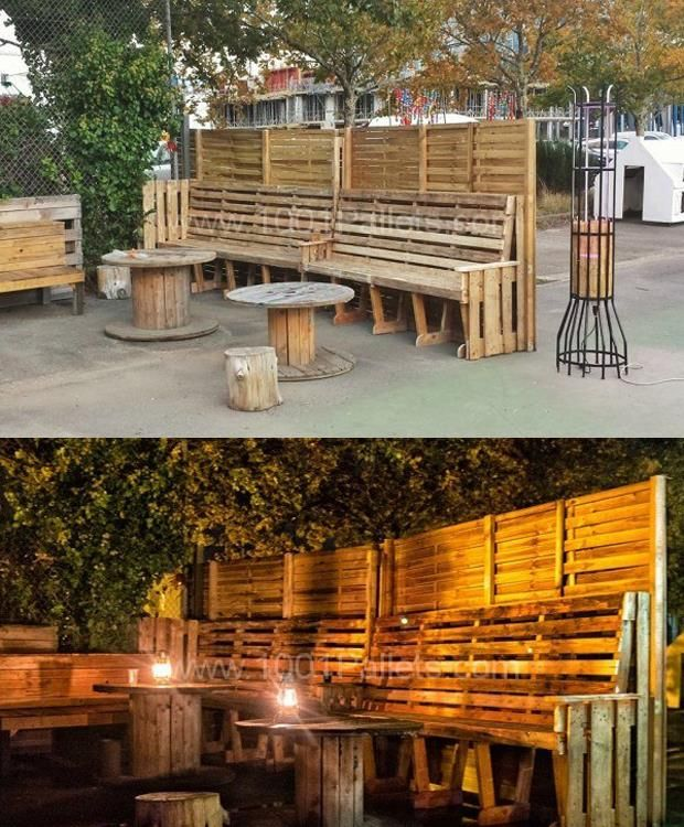 78 Images About Uses For Old Pallets On Pinterest Used