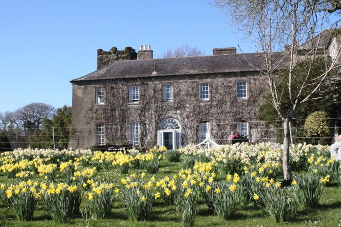 Ballymaloe House, historic Irish country house hotel, restaurant, cookery school, and gardens set on a working organic farm in County Cork, Ireland.