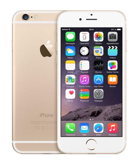 iPhone6 64Go Or - Apple Store Éducation (Belgique)