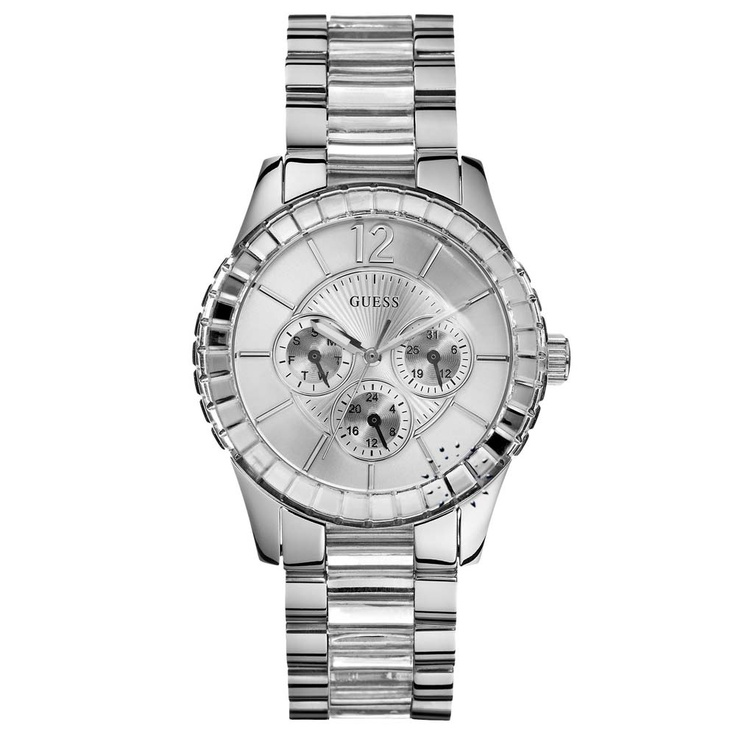 GUESS Multifunction Stainless Steel Bracelet  159€  http://www.oroloi.gr/product_info.php?products_id=25302