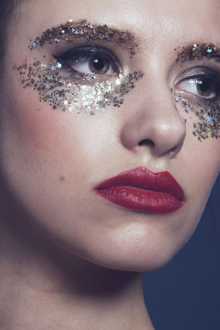 Gold Lileth Chunky Cosmetic Glitter Festival Glitter