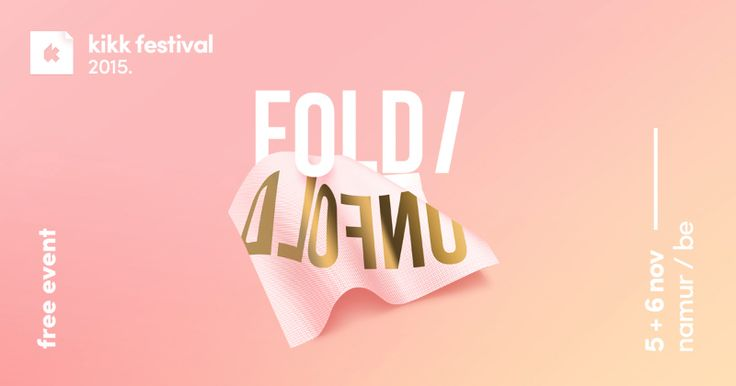 KIKK Festival is an international festival of creativity in digital cultures, bringing together the world's most talented creative coders, innovators, designers, artists and researchers.