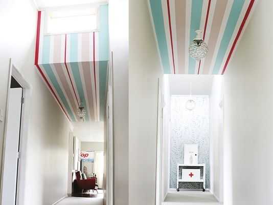 Bored with plain? Try stripes :: Habitat of the Week