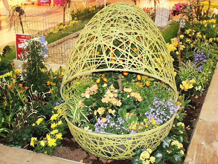 ażurowe dekoracje terra/ Spring Eggs