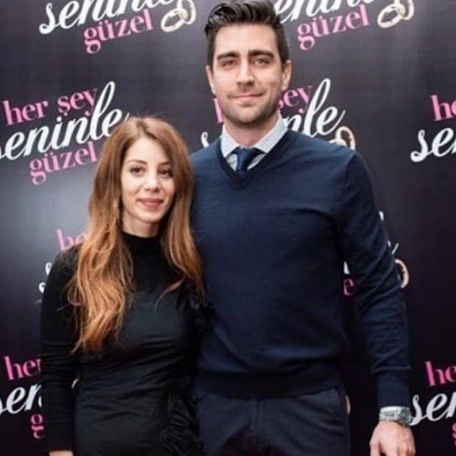 turkish actors couple pictures