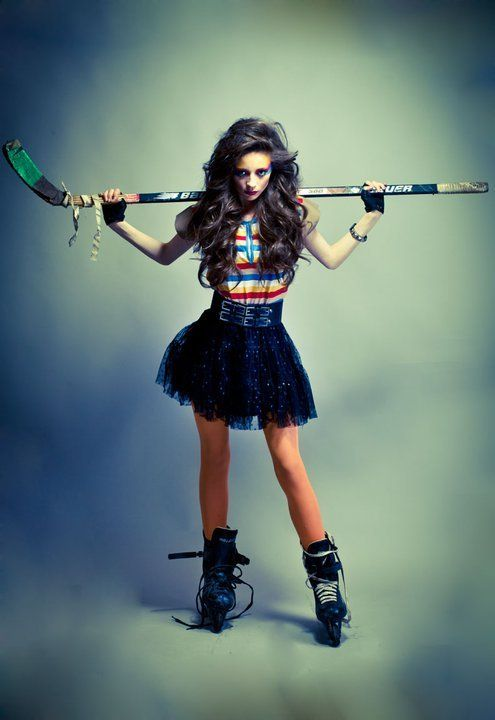 ... girls hockey