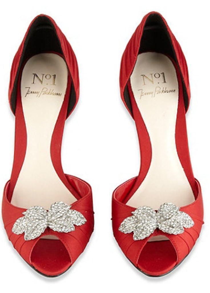 No.1 by Jenny Packham shoes