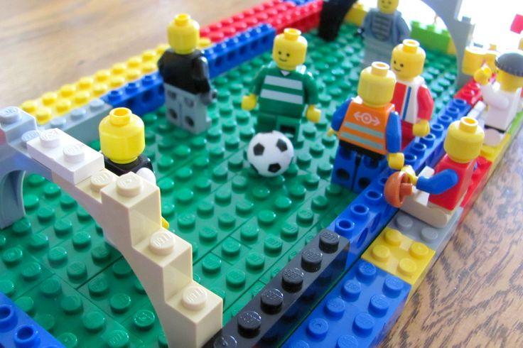 Lego Soccer