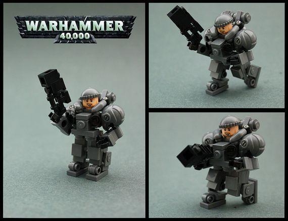 Warhammer K Room Decor