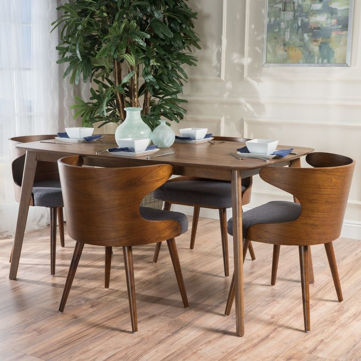 Dining Room See More Dudley 5 Piece Mid Century Set