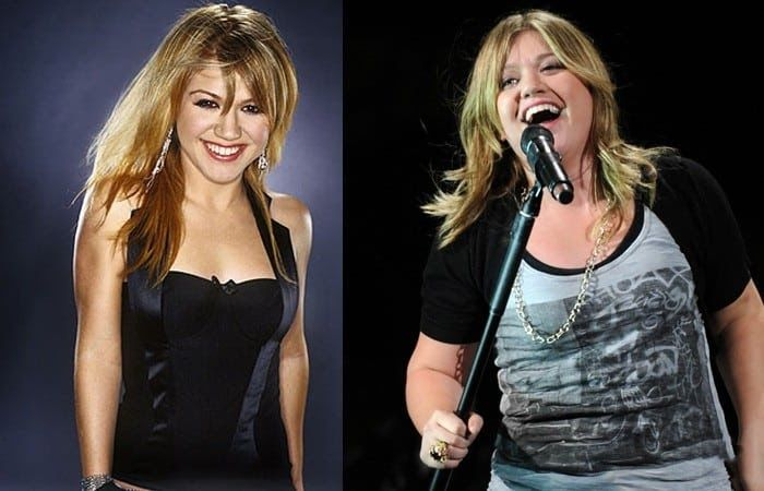 Kelly Clarkson The winner of the 2002 American Idol saw her career skyrocket shortly after her success with the show. Everything was a hurr...