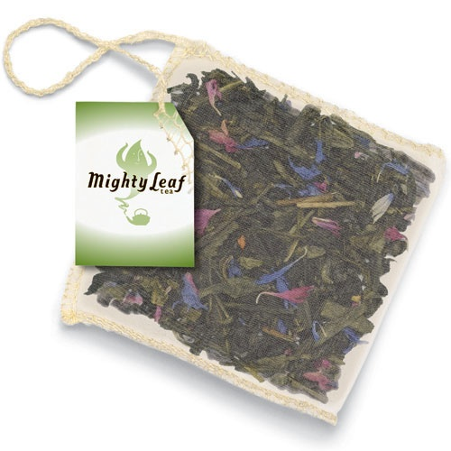 Mighty Leaf Tea. Discover Mighty Leaf's whole leaf tea collection. From signature artisanal, hand-stitched silken tea bags to exclusive loose leaf tea, each cup offers a one-of-a-kind experience.