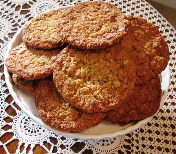 chewy anzac biscuits - photo #11