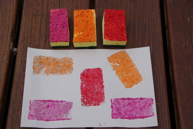 rectangle crafts for toddlers