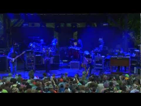 String Cheese Incident - Born on the wrong planet - Horning's Hideout - YouTube