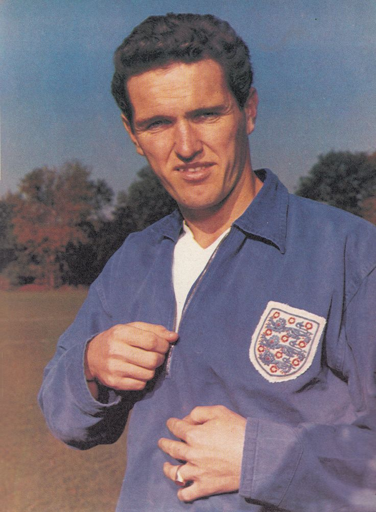10th October 1963. Southampton winger Terry Paine pictured on England duty prior to the Home International match against Wales, at Wembley.