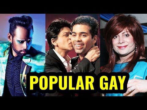 Top 10 Popular Gay Celebrities In Bollywood 2017