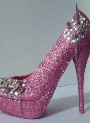 DIVA SHOES!,  Shoes, Diva Spikes Suds Chains Rhinestones, Chic