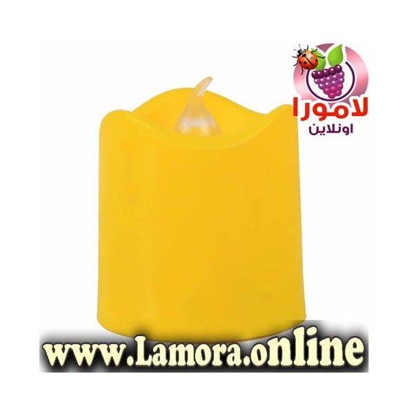 سهراية رومنسية مضيئة Mustard Bottle Lights Candles