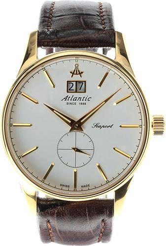 Zegarek męski Atlantic Seaport 56350.45.21 - sklep internetowy www.zegarek.net