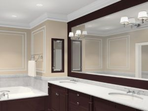 Beautiful Bathroom Mirror Ideas To Reflect Your Style. Tag: Search: Bathroom  Mirror Ideas Diy, Bathroom Mirror Ideas For Small Bathroom, Bathroom Mirror  ...