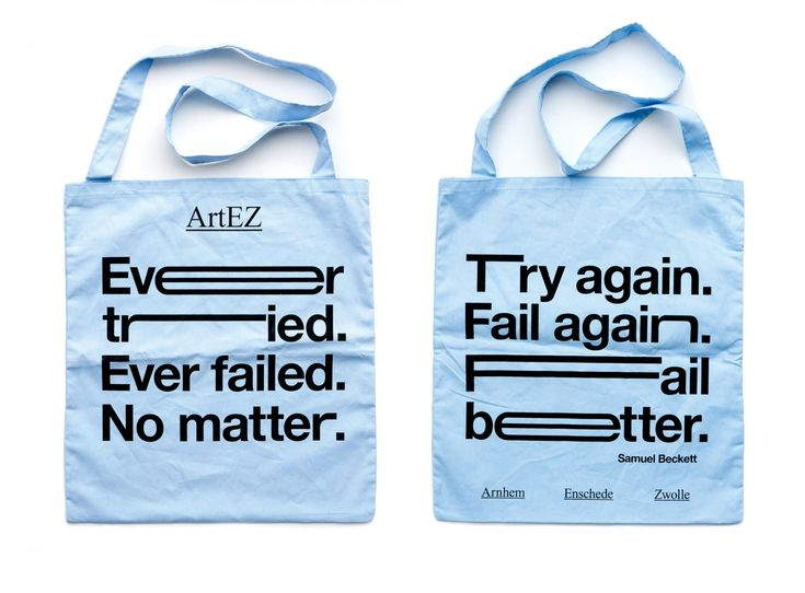 Stretching the identity for ArtEZ, School for the Arts.