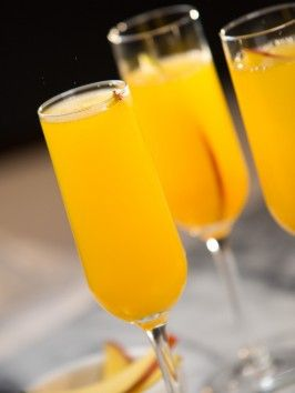 Mango Bellini : Recipes : Cooking Channel