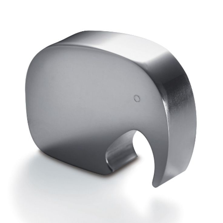 This aluminium elephant is perfect for popping open bottles on Christmas Day! Buy now in time for christmas.
