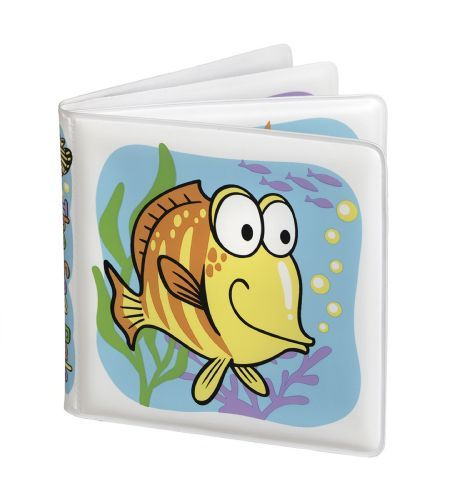 Playgro® Bath™ Splash Book™ - Baby will enjoy fun bathtime 'reading' with this delightful waterproof bath book featuring bright pages filled with aquatic creatures