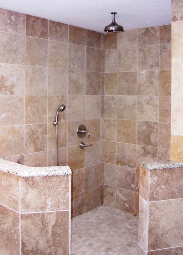 Bathroom Ideas : Small Bathroom With Shower Designs With Walk In ...