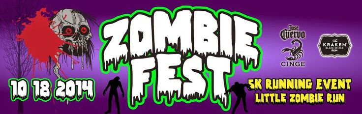 Zombob's Zombie News and Reviews: Zombie Fest 10/18 Fairview, OR