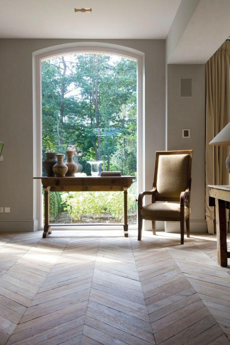 Parquet flooring - Home Sweet Home » Uniek manoir in Franse stijl