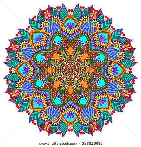 Mandala Stock Photos, Images, & Pictures   Shutterstock