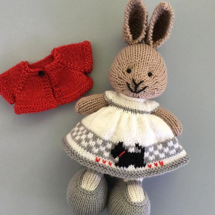 122 mejores imágenes de conejo de punto en Pinterest | Conejillos de ...
