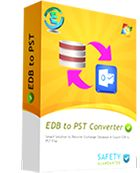 Get EDB to PST converter software which is most wonderful tool to convert EDB file to PST file. It quickly tackle all corruption issues of EDB file and then restore EDB file to PST file