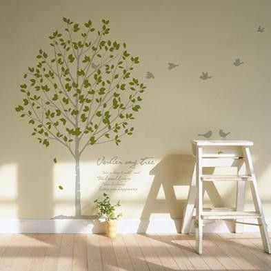 Wall Decal Wall Sticker Mural Kids Home Wall Decor by sweetwall,