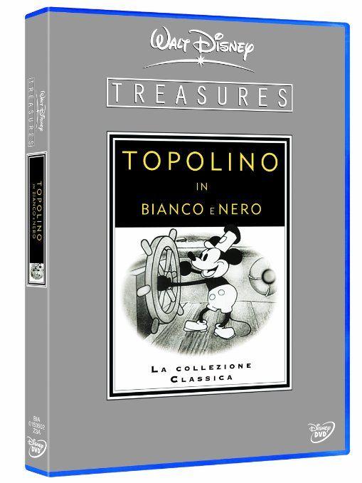 Walt Disney Treasures - Topolino In Bianco E Nero #01 (2 Dvd)