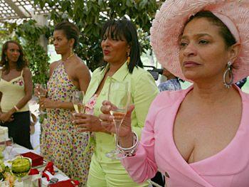 FAB WOMEN Iman, Michelle Obama, Pam Grier and Debbie Allen