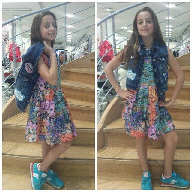 Matilde strepitosa in MSGM #minimodaprato #msgm #abitiperbambine #outfit #ootd #outfitoftheday #insta #instalike #instapic #moda #modakids  #ragazzine #fashion #cool #mood